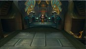 World of Warcraft - stealthed in as far in halls of origin i culd get w/o killin boss 1