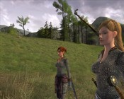 Lord of the Rings Online - Scouting the Downs.