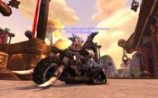 World of Warcraft - Get on your bikes and RIDE!