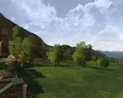 Lord of the Rings Online - Panoramic view