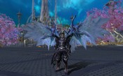 Aion - My chanter on lvl 30 full asmodian set