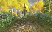 Lord of the Rings Online - A path in Nimrodel
