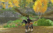 Lord of the Rings Online - My Hobbit and his harvest pony