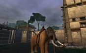 Age of Conan: Unchained - Mammoth in Guild City