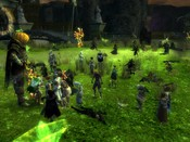 Guild Wars Nightfall - Mad King Thorn, laugh at his jokes or die