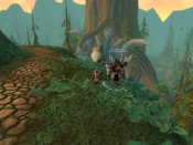 In Hyjal with a friend before it was open