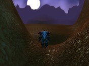 looking at the area ontop of Orgrimmar, done after the patch that nerfed wall walking
