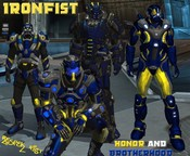 Global Agenda - IRONFIST group shot (beta pic cleared by hirez)