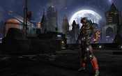 DC Universe Online - character selection