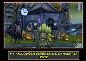 MAESTIA: MY HALLOWEEN EXPERIENCES 2012 part 1