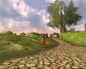 Lord of the Rings Online - shire road