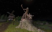 Lord of the Rings Online - Silly Hobbit statues