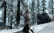 Skyrim - thhis will not end well.