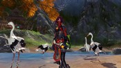 Blade & Soul - Hangin' with some waterfowl.