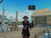 Pirates of the Burning Sea - Yarr!