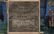 Age of Conan: Unchained - Stygia In-Game Map Nov 2009
