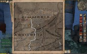 Age of Conan: Unchained - Cimmeria In-Game Map Nov 2009