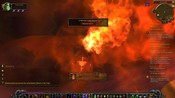 World of Warcraft - Deathwing torching everything. He had 850M health btw.