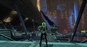 Star Wars: The Old Republic - Coruscant underbelly