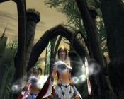 Guild Wars Factions - Guild Wars Elementalist Ladies