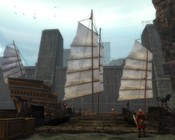 Guild Wars Factions - Kaineng Docks