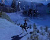 Guild Wars - Snowball Fighting - Collecting Presents