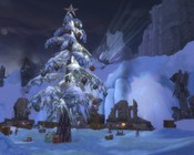 Guild Wars - Wintersday 2008 - Ascalon City