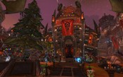 World of Warcraft - Christmas Orgrimmar
