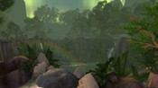 World of Warcraft - This is a shot of the River's Heart are in Sholazar Basin, Northrend
