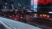 Star Wars: The Old Republic - Fleet station cantina (part of it)