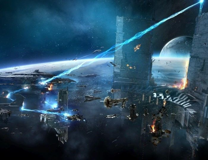 Chronicles of a New Eden - The He Said, She Said Propaganda War of 2016 - EVE Online News