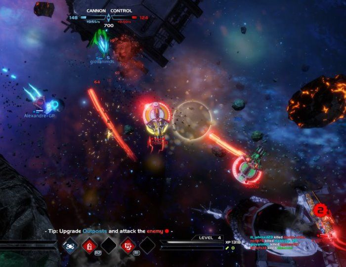 Dead Star Review - Making Its Mark in the MOBA Genre