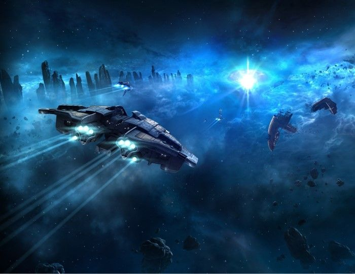 Chronicles of a New Eden - What Does the Violence of EVE Say About Us as Humans? - EVE Online News