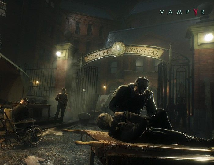 Vampyr: A Grim ARPG With Tangible Consequences