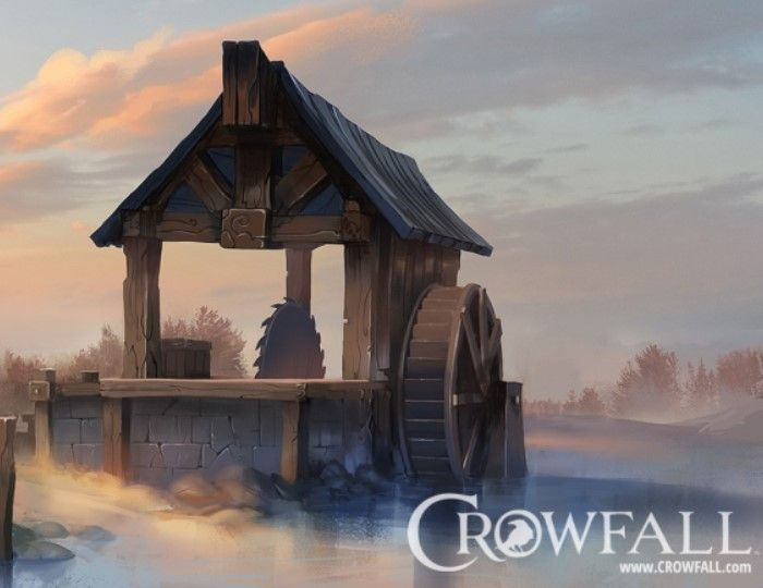 Building a Nest | Crowfall | MMORPG.com