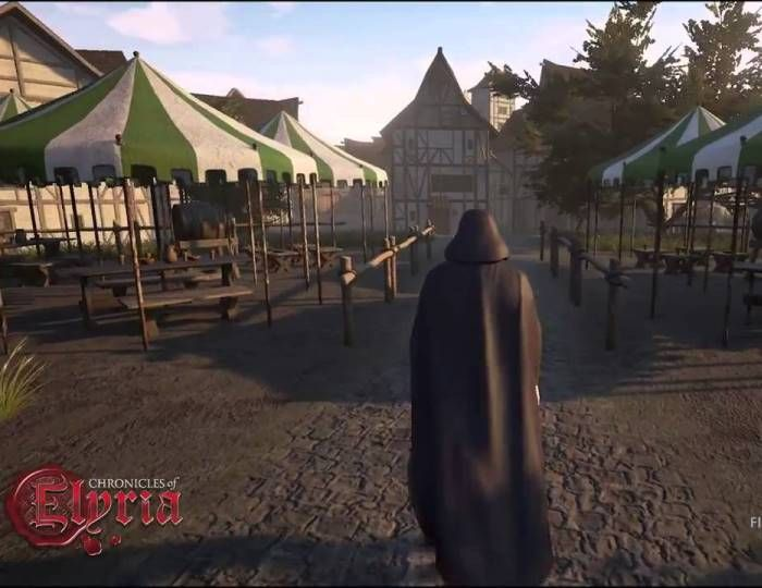 The Store and the War | Chronicles of Elyria | MMORPG.com