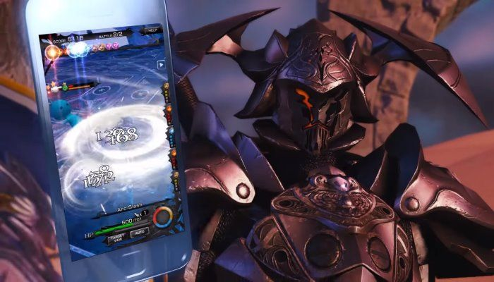 Mobius Final Fantasy: Combat on the Go