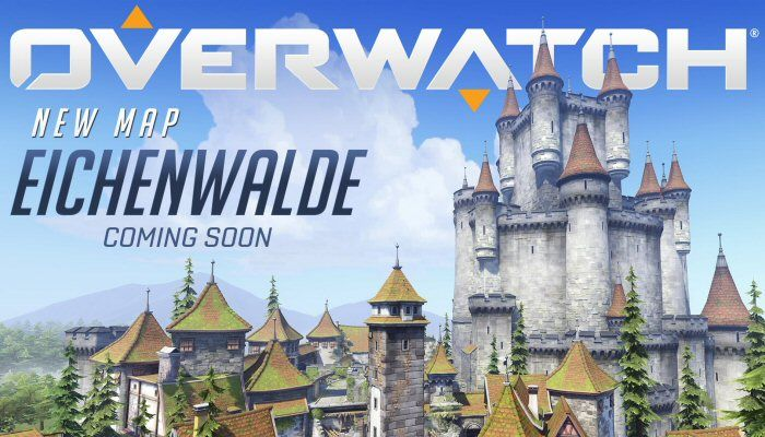 The New Eichenwalde Map & Changes to Competitive Play in September