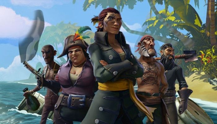 A Pirate's Life for Me at Gamescom - Sea of Thieves News
