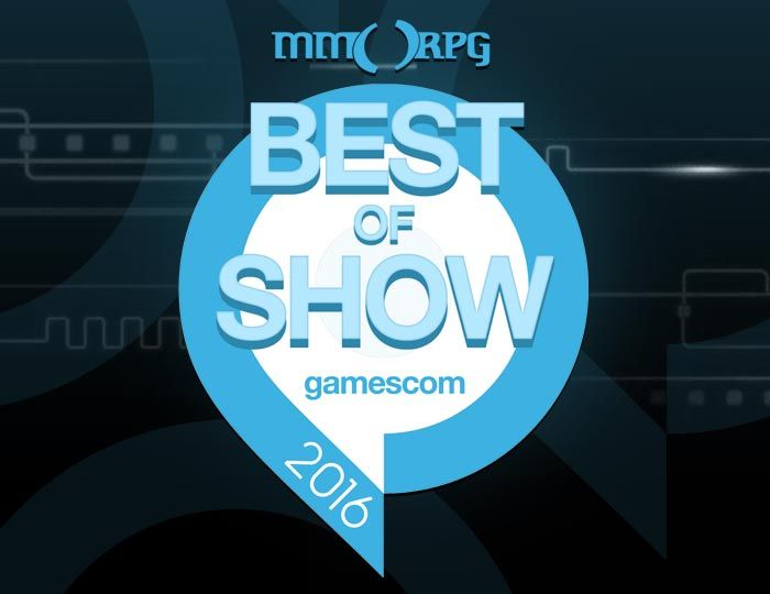 Gamescom 2016 – Best of Show Awards
