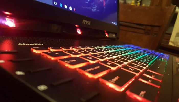 MSI GT72VR 6RE Dominator Pro Tobii: A Gamer's Desktop Replacement