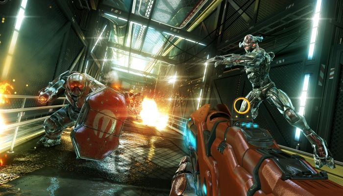 It's All About Ambition & Technology - Gamescom Reveal Preview - Shadowgun Legends News