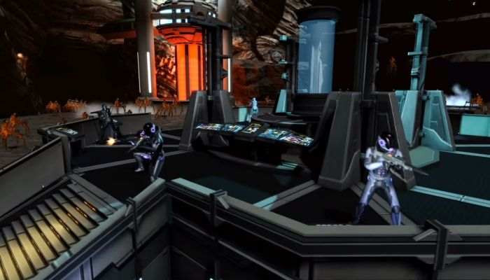 First Contact with Consoles - Star Trek Online News