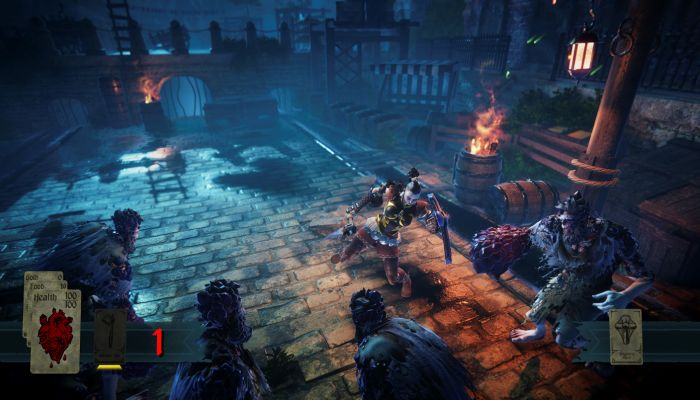Hand of Fate 2 Unveils Colbjorn, Hands-on at PAX West