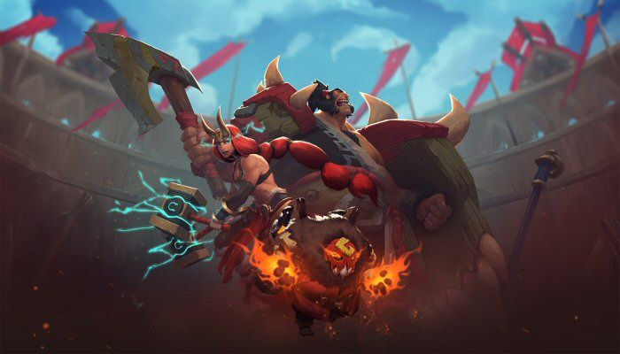 Love MMO Arenas? You Need To Be Playing Battlerite