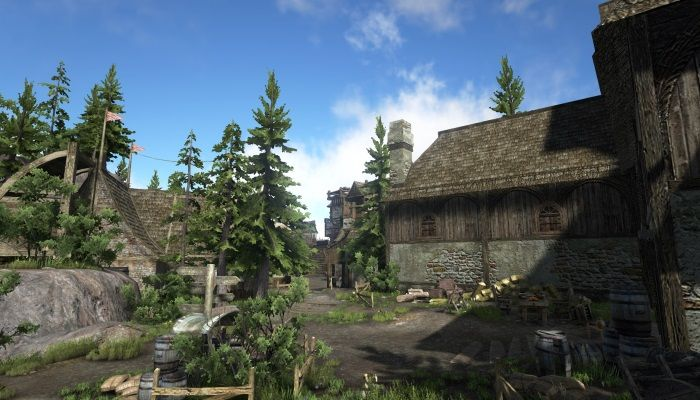 Camps, Cities and NPCs in Dark and Light - Dark and Light News