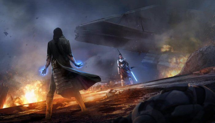 Knights of the Eternal Throne Brings the MMO Back to SWTOR - Star Wars: The Old Republic News
