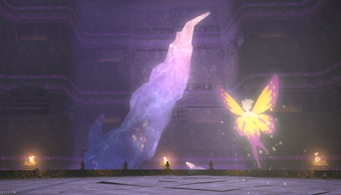 Final Fantasy XIV - Going Underground - This Month's Palace