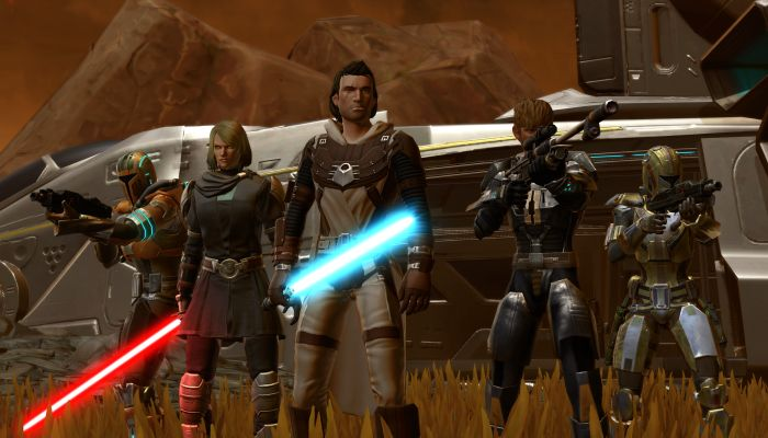 Hands On with Knights of the Eternal Throne - Star Wars: The Old Republic - MMORPG.com