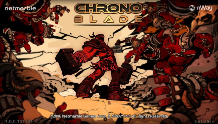 ChronoBlade & Its All Star Cast Ready for Launch